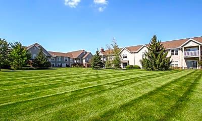 Building, Prairie Oaks Apartment Homes, 1