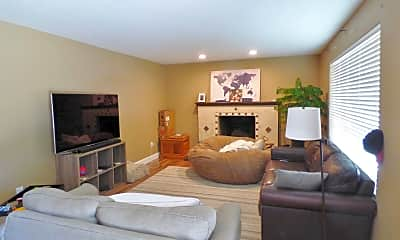 Living Room, 9961 Blossom Dr, 1