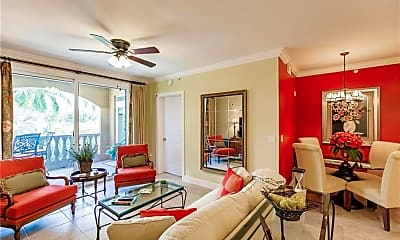Living Room, 2825 Palm Beach Blvd 214, 1