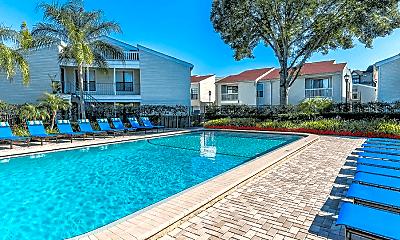 Pool, Sunstone Palms, 0