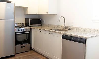 Kitchen, 542 S 500 E, 1