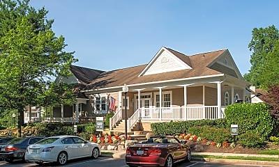 Building, The Elms at Oakton, 0
