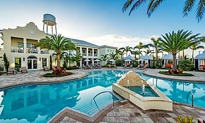 Pool, 1199 W Lantana Rd 11-305, 1