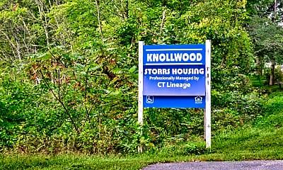 Community Signage, Knollwood, 2