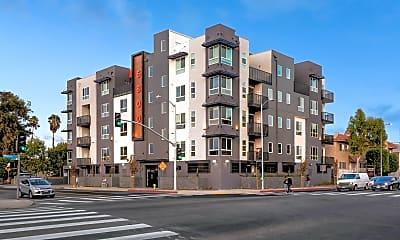 Building, 6800 Variel Ave, 2