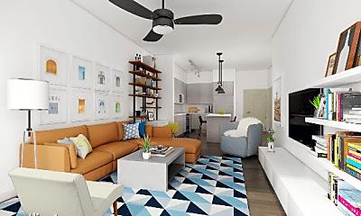 Living Room, 2201 E 6th St, 0