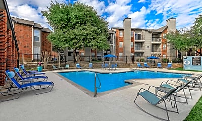 Pool, Heights Of Benbrook, 1