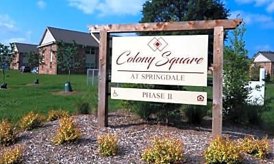 Colony Square, 1