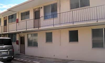 Building, 2021 Waiola St F, 1