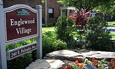 Community Signage, Englewood Village, 0