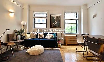 Living Room, 308 W 104th St, 1