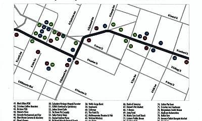 9222 N Lombard St  Metropolitan North Apartments, 2