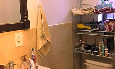 Bathroom, 448 W 46th St, 2