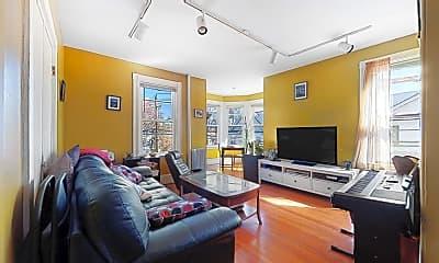 Living Room, 58 Walnut St #3, 0