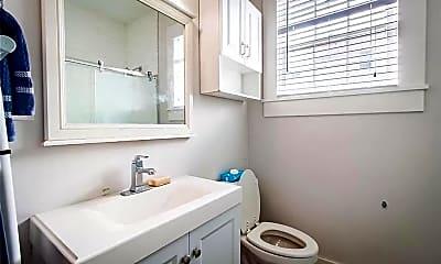 Bathroom, 207 W 39th St, 2