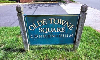 Community Signage, 326 Green St, 2
