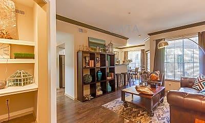 Living Room, 210 E Sonterra Blvd, 1