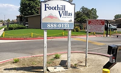 Foothill Villas, 1