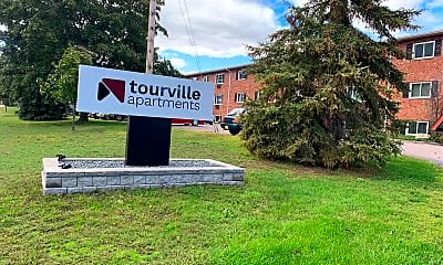 Tourville Apartments, 1