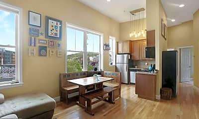 Kitchen, 1629 L St NE 301, 0