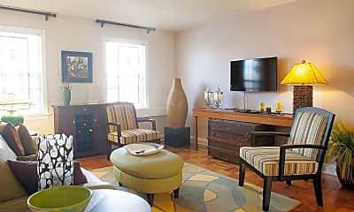 Living Room, Rock Creek Springs, 1