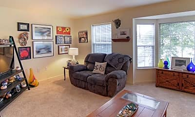 Living Room, Donegal Crossing, 1