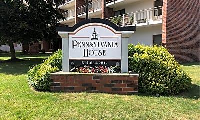 Pennsylvania House, 1