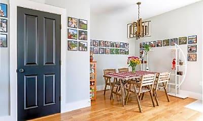 Dining Room, 53R Bailey St, 2