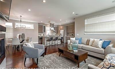 Living Room, 3619 Navajo St, 0
