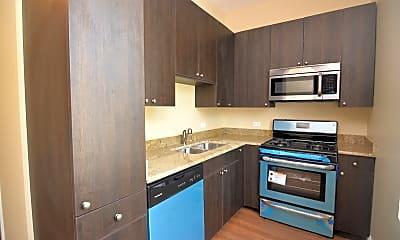 Kitchen, 1740 W Huron St 2R, 1