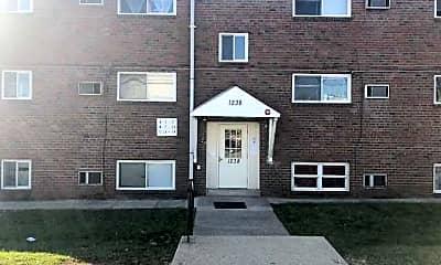 Building, 1238 W Washington St, 1