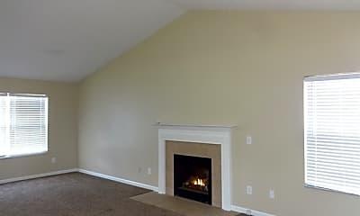 Living Room, 7726 Farm Hill Drive, 1