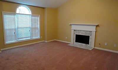 Living Room, 1305 Carlysle Park Drive, 1