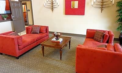 Living Room, Vista Ridge Apartments, 2