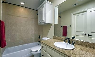 Bathroom, 3305 Rosedale Ave 2, 2