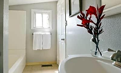 Bathroom, 1180 Palm St, 2
