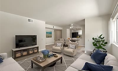 Living Room, 400 N Sunrise Way 126, 0