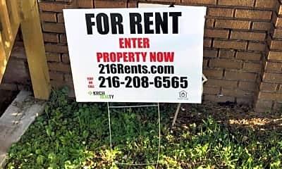 Community Signage, 11917 Forest Ave, 2