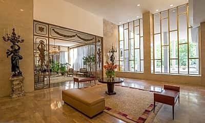 Living Room, 2401 Pennsylvania Ave 10A12, 1