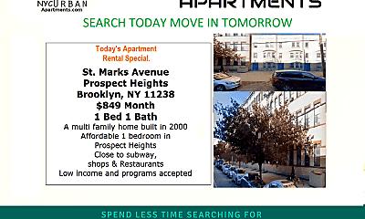 399 St Marks Ave, 0