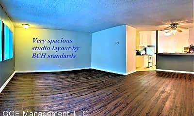 Living Room, 512 Avenue G, 1