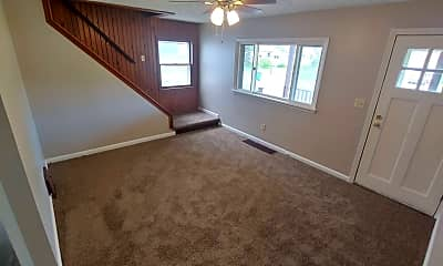 Living Room, 1507 New Jersey Ave, 1