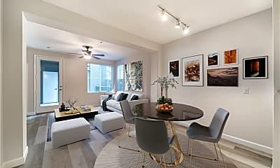 Living Room, 1801 E Katella Ave 1041, 0