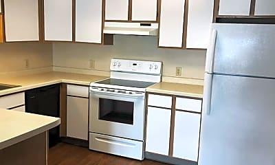 Kitchen, 202 Oak St, 2