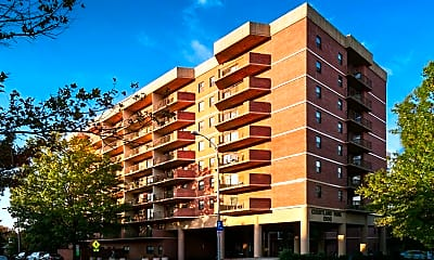 Building, Courtland Park, 1