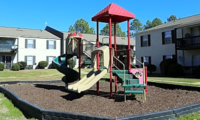 Playground, Northbrook Apartments, 2