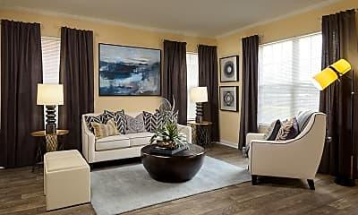 Living Room, Colton Creek, 1