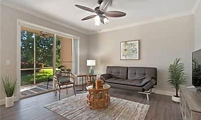 Living Room, 20021 Barletta Ln 2215, 1
