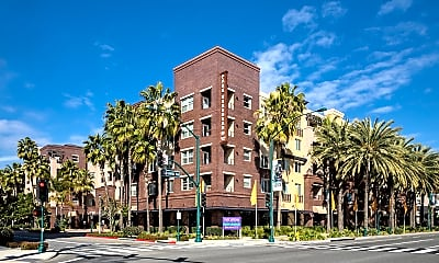Building, Park Viridian, 1