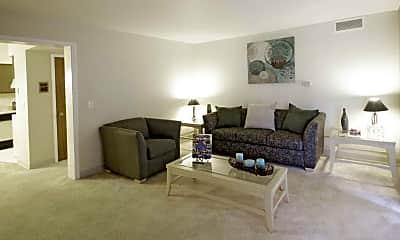 Living Room, Aspen Ridge, 1